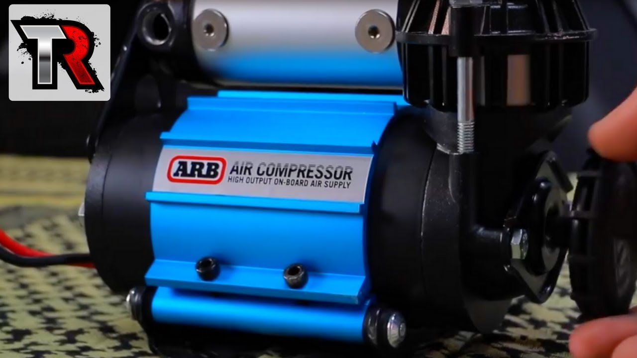 arb air compressor review and install for a jeep wrangler jk [ 1280 x 720 Pixel ]