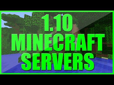 parkour servers 1.10