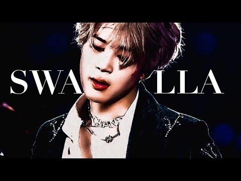 BTS ● JIMIN - SWALLA【FMV】