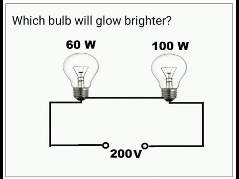 Which Bulb Glows Brighter 60w Or 100w Every Engineer Must