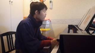 【男性ピアノ弾き語りcover】 あなた以外誰も愛せない (オク下 key+6)