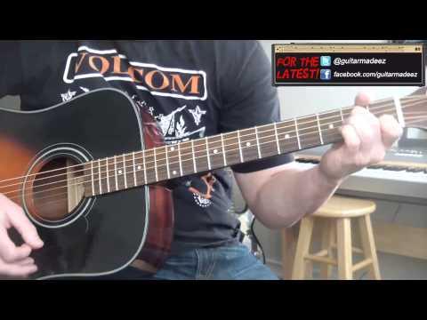Seals and Crofts - Summer Breeze - Guitar Tutorial (Guitar Chords,Strumming, Lead Guitar)