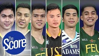 Must-Watch Rookies in UAAP Men's Volleyball | The Score