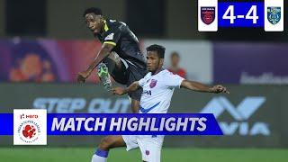 Odisha FC 4-4 Kerala Blasters FC - Match 89 Highlights | Hero ISL 2019-20