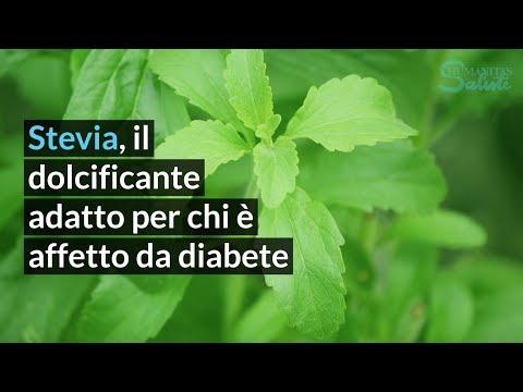 Dieta Settimanale Per Diabetici : Stevia il dolcificante adatto per chi è affetto da diabete