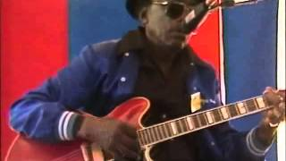 John Lee Hooker: Maudie, I Miss You So (1983)