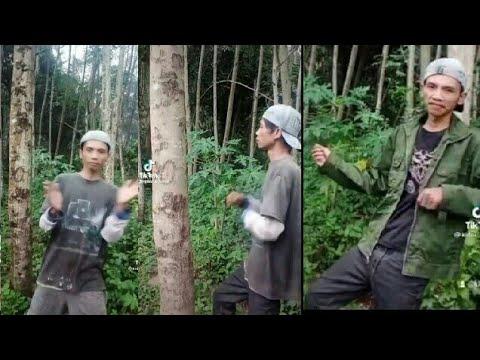 Download Video Goyang Pukul Pohon Viral di Tiktok