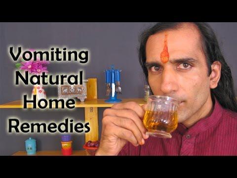 Vomiting - Ayurveda Herbs Natural Remedies