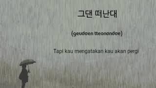[SUB INDO] Hyorin - Hello Goodbye (Lirik dan Terjemah. Lagu Korea Sedih. Korean Sad Song)