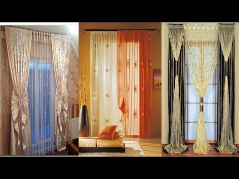 Latest Collection Curtains Designs for 2018