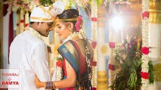 Yuvaraj Weds Ramya Candid Wedding Full HD