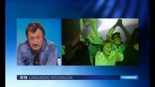 Montpellier : Richy le sosie de Johnny Hallyday parle de son idole