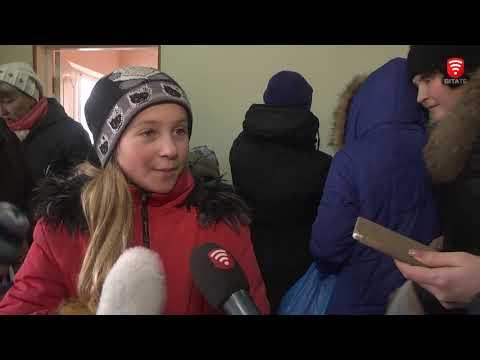 VITAtvVINN .Телеканал ВІТА новини: Контейнери добра: іграшками та одягом поділились вінничани із нужденними, новини 2019-01-15