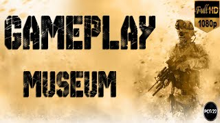 CALL OF DUTY MODERN WARFARE 2 MUSEUM