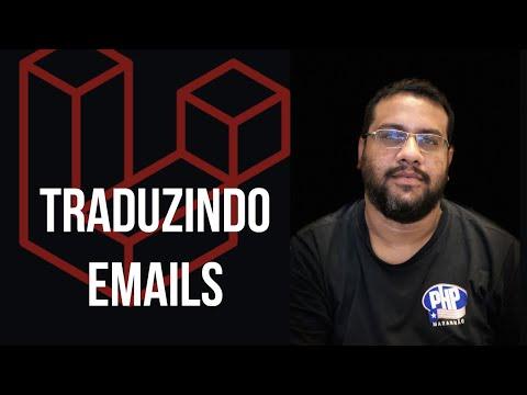 Vídeo no Youtube: Laravel Mastery - Traduzindo E-mail de Verificação de Conta e Resete de Senha #laravel #php