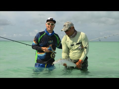 Bonefish On Fly Cook Islands IFISH