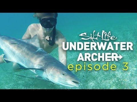 Underwater Archer: Ep. 3 - Bahamas | Salt Life