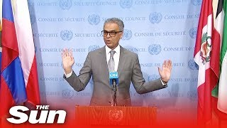 India reacts to UN Security Council Jammu & Kashmir meeting