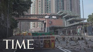 Hong Kong Spirals Into Deepening Crisis As Violent Unrest Enters A Fourth Day | TIME
