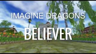 Imagine Dragons - Believer// Star Stable Online