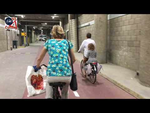 Utrecht cycle detour 2017 rides