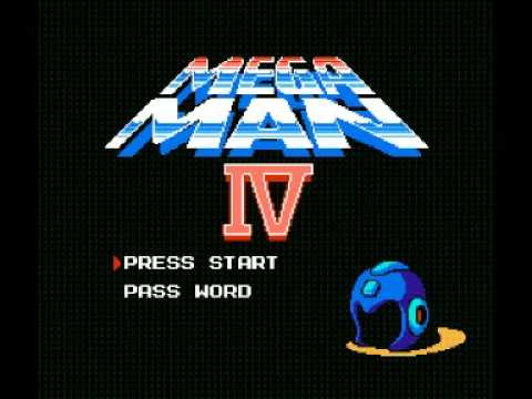 Mega Man 4 (NES) Music - Cossack Fortress 2