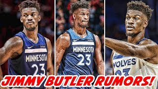 NEW JIMMY BUTLER TRADE RUMORS! MULTIPLE TEAMS INTERESTED! | NBA News