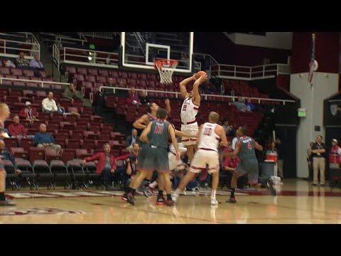 Recap: Stanford men's basketba eastern washington