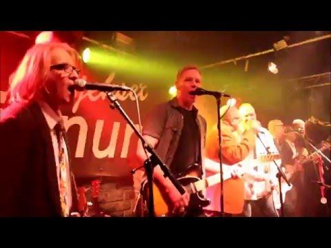 Veljekset Kinnunen & Lapinlahden Linnut Revisited - Rappiolla (Live @ On the Rocks, Helsinki, 2016)