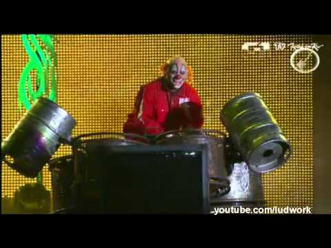 Slipknot - Jump the Fuck Up Live at ROCK IN RIO 2011