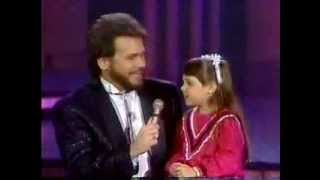 ALISAN PORTER & DAVID SLATER (Star Search) - Exchange Of Hearts (duet)