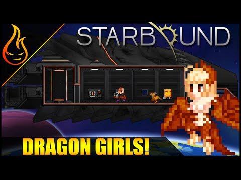 Starbound Draconis Race Mod Spotlight