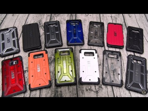 Samsung Galaxy S8 And S8 Plus UAG Case Lineup