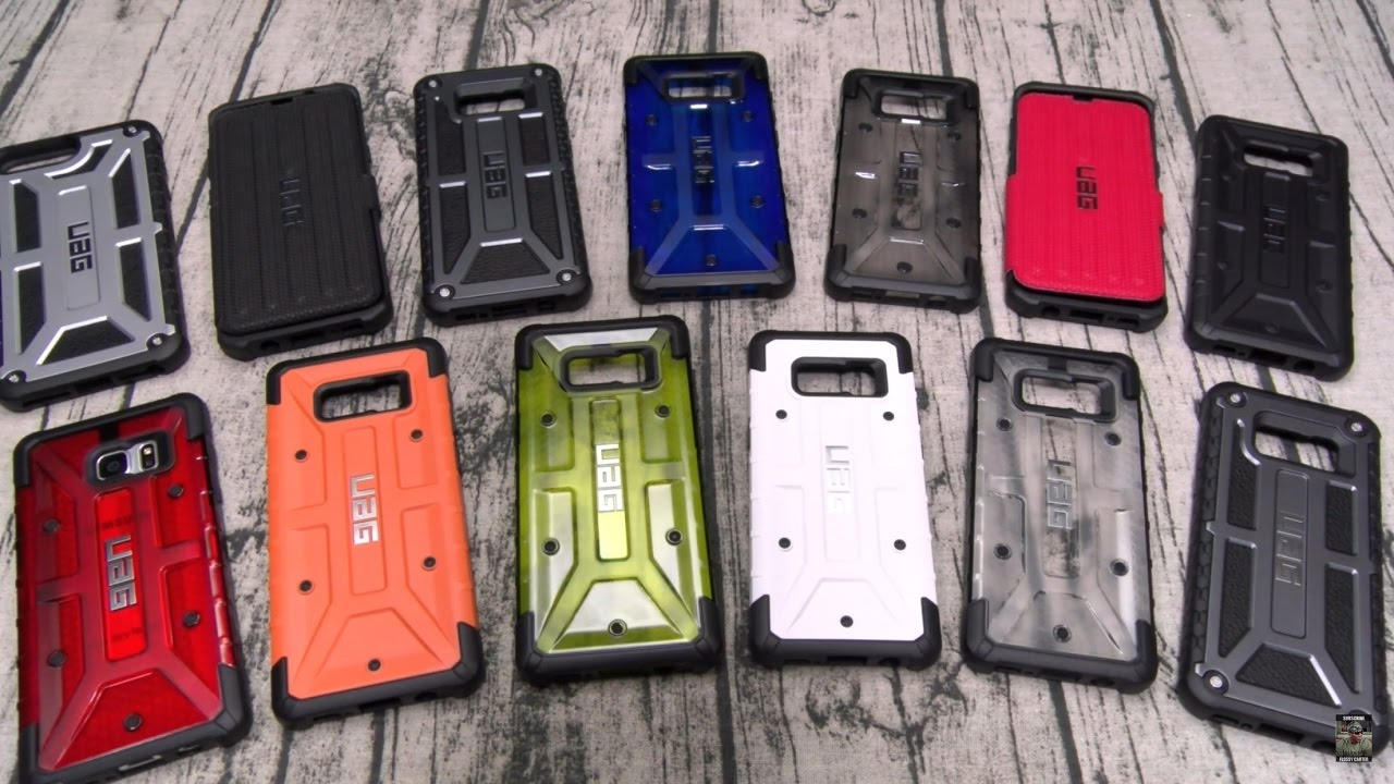 hot sale online 00d71 fc15b Samsung Galaxy S8 And S8 Plus UAG Case Lineup