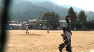 あさぎり中学校4番打者