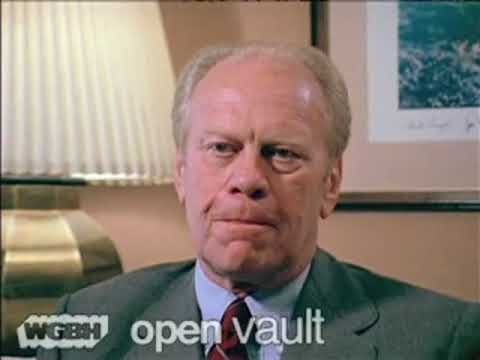 Interview with Gerald R. Ford about Vietnam war (1982)