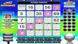 Capitulo 13 - SLINGO Supreme 2 - Juegos de Mesa