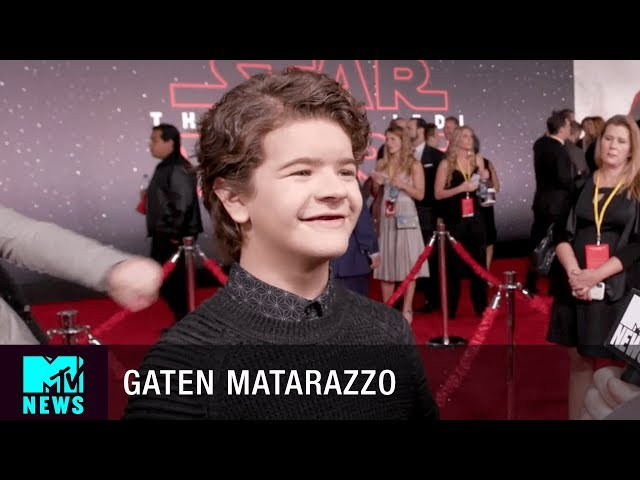 Gaten Matarazzo on Stranger Things Season 3 | MTV News