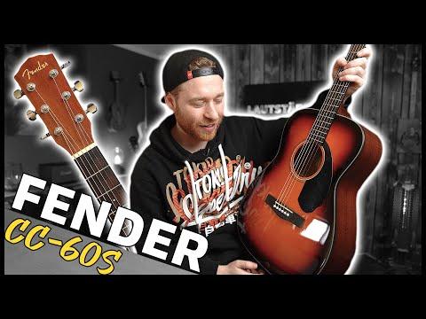 Fender CC-60S/3TS -