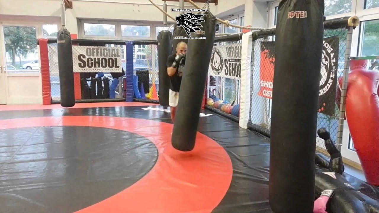 Muay Thai - Kickboxen - K1 - Boxen Workout mit Jo - Das