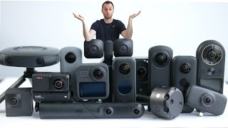Which 360 Camera Should You Buy In 2021?!