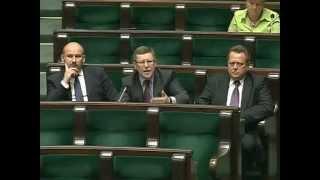 Kuźmiuk  w sprawie uproszczenia wspólnej polityki rolnej, Sejm 24 maj 2012.mp4