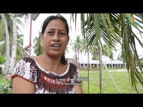 2020 School Campaign - St Louis High School, Kiribati
