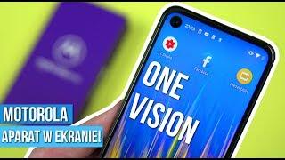 Motorola One Vision - Cena i PIERWSZE Wrażenia / Mobileo [PL]
