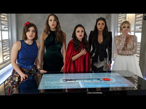"""Pretty Little Liars - """"A"""" Reveal 6x10 Promo - """"Game Over, Charles"""" [Summer Finale]"""