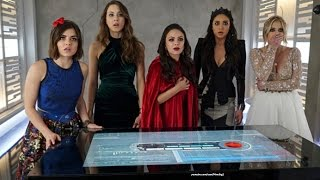 "Pretty Little Liars - ""A"" Reveal 6x10 Promo - ""Game Over, Charles"" [Summer Finale]"