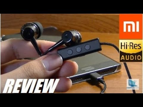 9811b6267ca REVIEW: Xiaomi Mi ANC Type-C Earphones (High Res Audio) - YouTube