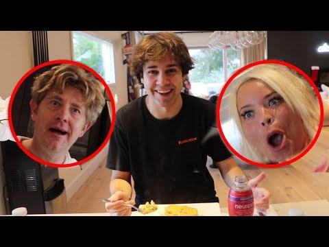 SURPRISING HIM WITH HIS FAVORITE FAMILY RECIPE!!