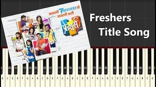 Freshers Title Song | Zee Yuva | Instrumental On Keyboard