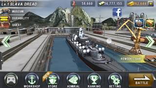 Hack Warship Battle All Ships+episodes Unlocked #no Mooded Apk